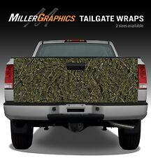 "Camo ""Marshland"" Truck Tailgate Vinyl Graphic Decal Wrap"