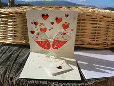 Up with paper. Mini billet Pop Vers le haut Mariage, anniversaire, naissance