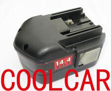 Battery For AEG MILWAUKEE 14.4V A 3.0Ah Ni-Mh B14.4,BF14.4,BX14.4,BXL14,BXS14.4
