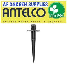 Micro Garden Irrigation In-Line Adjustable Dripper/Sprinkler on Stake Antelco