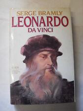 BRAMLY - LEONARDO DA VINCI - EDIZIONE LE SCIE MONDADORI