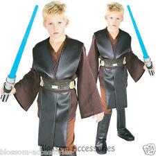 CK366 Anakin Skywalker Deluxe Star Wars Child Boys Fancy Dress Up Party Costume