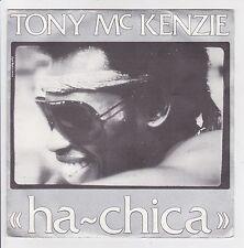 """Tony McKENZIE Vinyle 45 tours SP 7"""" AH-CHICA - DISQUES DEESSE 802"""