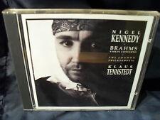 Brahms - Violin Concerto -Nigel Kennedy/Klaus Tennstedt& The London Philharmonic
