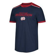 3cb06345a91 New England Revolution MLS MLS Licensed Men s Navy Blue Mass Team Replica  Jersey