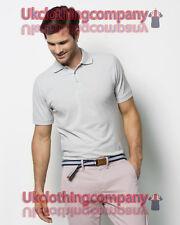 Kustom Kit Men's Slim Fit Short Sleeved Superwash Polo Shirt - Adult Top