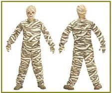 Mumie Kinderkostüm Zombie Jungenkostüm Mädchenkostüm Karneval Halloween , K