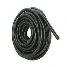 20' Feet 28MM Black Split Loom Wire Flexible Tubing Conduit Hose Cover Cable