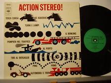 ACTION STEREO disco LP 33 giri EFFETTI SONORI STEREOFONICI 33 giri ITALY