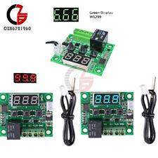 W1209 DC12V Digital Thermostat Temperature Control Switch Sensor -50~110°C