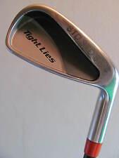 Adams Golf Tight Lies Demo STD S #6 Iron GT True Temper Stiff Flex Shaft
