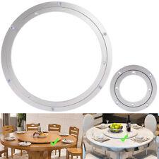 5/12 pouces Base en alu rotative support plateau plaque tournante de table