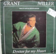 """7"""" GRANT MILLER : Doctor For My Heart ( DIETER BOHLEN )"""