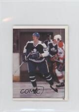 1982 O-Pee-Chee Album Stickers #76 Borje Salming Toronto Maple Leafs Hockey Card