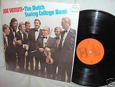 JOE VENUTI-THE DUTCH SWING COLLEGE BAND jazz LP