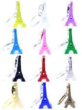 Llavero Colgante Torre Eiffel p/Teléfono Coche Etc.