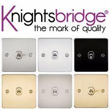 Knightsbridge Piatta 10a 10 Amp 1g 1 GRUPPO intermedio Toggle Interruttore della luce