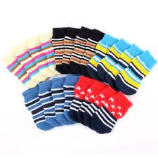 5 Colors Pet Dog Non-Slip Soft Socks Shoe Puppy Doggie Warm Sock Boots Winter