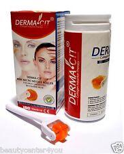 DERMA-CIT Micro Needle Eye Roller Titanium Derma Roller for eye,mouth,nose area