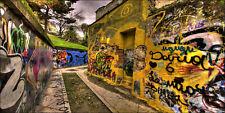 Aufkleber Grafiti Tag ref 953