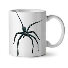 Giant Spider Print Scary Insect NEW White Tea Coffee Mug 11 oz | Wellcoda