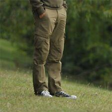 Wychwood Grün Karpfen Latz & Hosenträger Hose Ausverkauf Karpfenangeln Größe Xl Bekleidung Angelsport