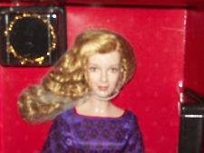 "RARE HTF Franklin Mint Guinevere 16"" Vinyl Doll  MINT NIB"