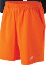 Yonex Clothing Men Shorts 15038-488 ORANGE, Made in Taiwan