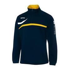 Errea Bristol Homme Haut D'Entraînement/Sweat Pull Gym Training Football