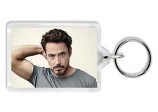 Robert Downey Jr Keyring / Bag Tag *Great Gift*