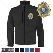 Royal Logistics Corps - RLC - Softshell Jacket - Personalised text available
