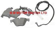 BMW M3 E90 E92 E93 4.0 V8 (07 -) PAGID Posteriore Pastiglie Freno + Sensori Usura PORTA
