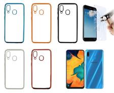 """PT Funda Carcasa Bumper Gel Silicona Samsung Galaxy A40 (4G) 5.9"""""""