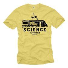 Science T-shirt CAMPER Walter... Jesse Pinkman Los Pollos Breaking Bad Dope