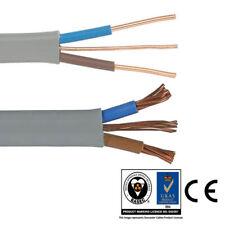 DOBLE Y TIERRA t&e Alambre de cable eléctrico Proyectores toma corriente Estufa