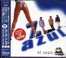 Azul Azul - EL SAPO - Japan CD+2BONUS - NEW