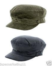 Men's Cord Mariner / Breton Style Cap