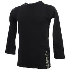 Sous vêtements thermiques chaud Cairn C warm top noir ml tee jr Noir 27030 - Neu