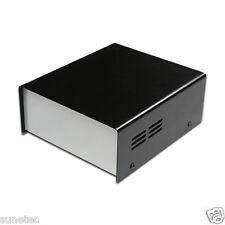 "ST773 7"" DIY Metal & Aluminum Electronic Project Enclosure Box Case"
