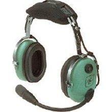David Clark H10-13Y Headset | GA/Dual Plugs | Authorized Dealer | 40411G-04