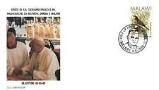 Malawi 1989 Jan Pawel II papież John Paul Pope Papa Papst Giovani Paolo (89/6)