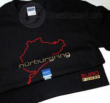NURBURGRING T-Shirt Euro Track GP-Strecke Germany Motorsport Shirt
