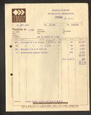 """TOURS (37) USINE DE CERAMIQUE pour BATIMENT """"CERABATI"""" en 1950"""