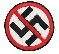 TOPPA TERMOSALDABILE NO NAZISMO PATCHES NO NAZISM  EP.167