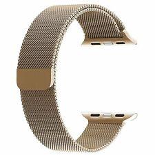 Magnetic Milanese Mesh Loop Band Bracelet For Apple Watch Cooper 44mm