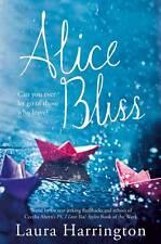 New, Alice Bliss, Harrington, Laura, Book