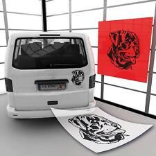 Rottweiler Hundeaufkleber Rassehunde Klebe-X Hunde Motive | A00643