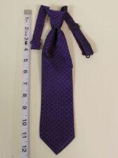 Boys Purple Stardust Neck Tie Tuxedo Ring Bearer Wedding Hand Pre Party