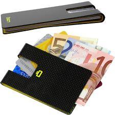 ÖGON Echt Carbon Clip Etui Kreditkartenetui EC Kartenetui Ogon Card Case Holder