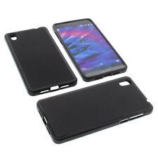 Tasche für MEDION Life X5004 Smartphone Handytasche Schutzhülle TPU Gummi Case